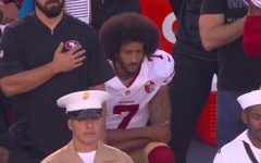 Pro: It is your right to sit during the National Anthem