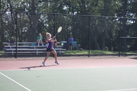 Yauch competes in WPIAL finals for singles tennis