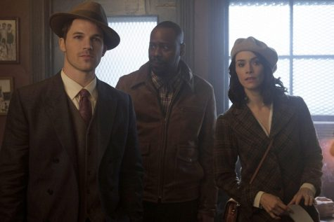 New series Timeless worth your time