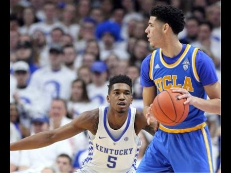 College basketball points on the rise
