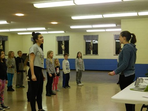 Student takes director's seat in show