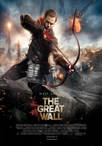 The Great Wall rises above expectations