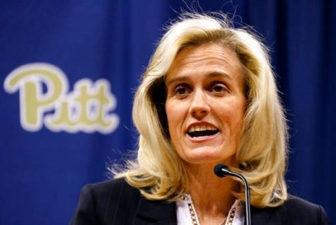 Pitt hires first full-time female athletic director