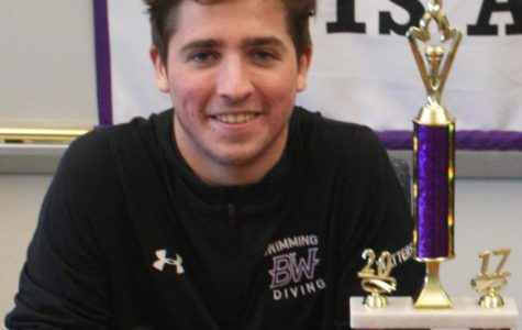 Male Athlete of the Year: Watterson swims his way to success