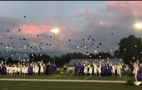 Class of 2017 graduates
