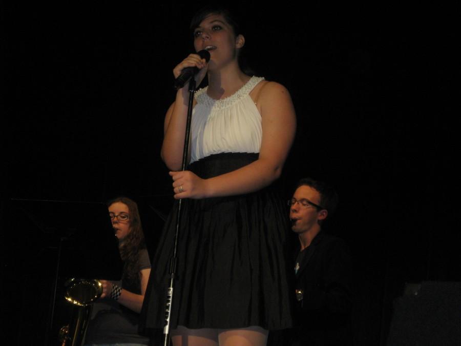 Junior Anna Bekavac wins consecutive Baldwin Idol titles