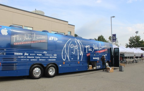 Lennon Bus at BHS: Give arts a chance