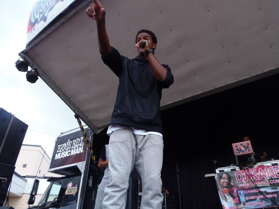 R&B singer Trevor Jackson likes 'good music'