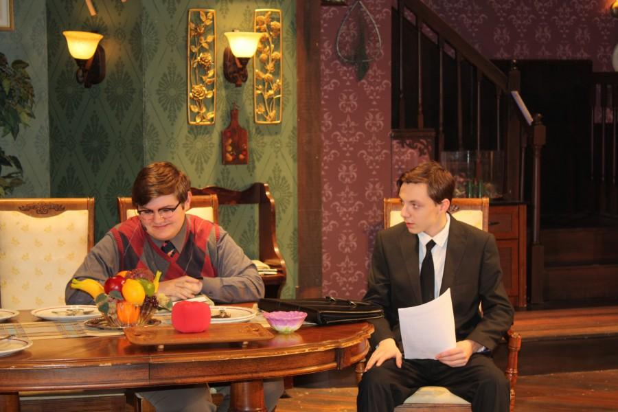 Fall play gears up for showtime