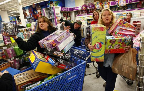 Opinion: Holiday greed creates a lot of Grinches