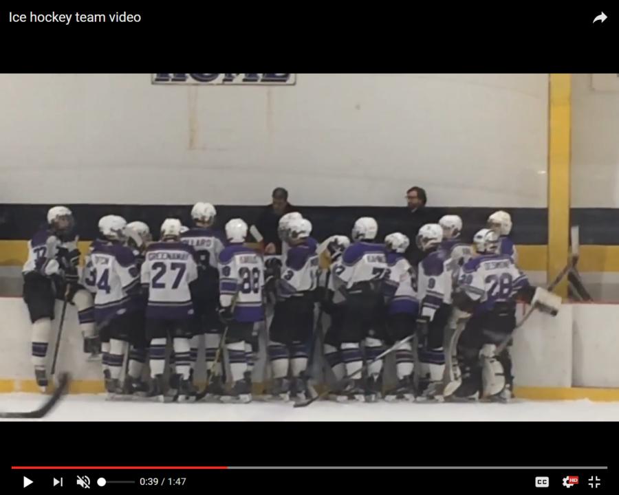 Ice+hockey+team