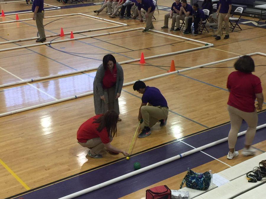 Bocce tournament shows `what Baldwin's all about'