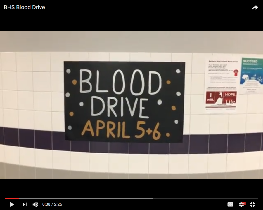 BHS+Blood+Drive