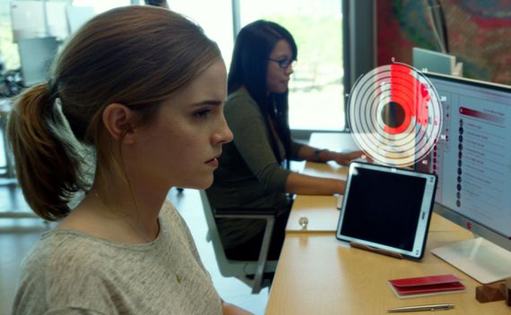 The Circle's trailer entertains more than film