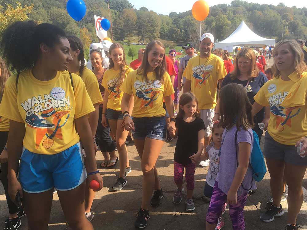Students+walked+for+a+worthy+cause