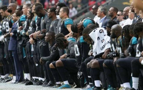 Opinion: Keep protests out of sports