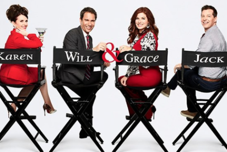Will and Grace makes a comeback