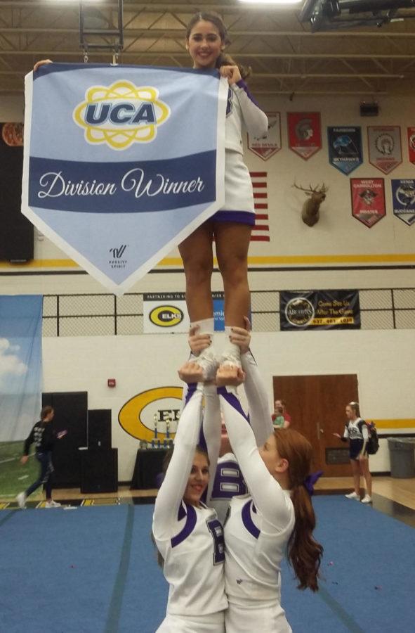 Cheerleading teams earn bids to nationals