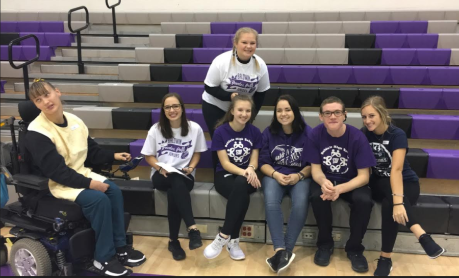 Special Olympics hosts volleyball tournament