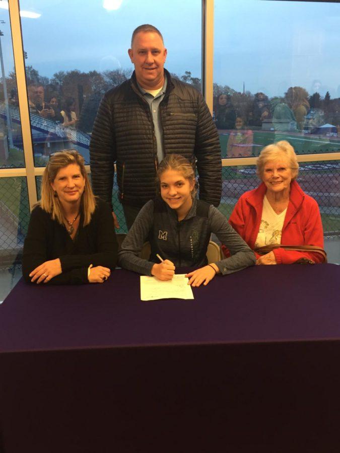 Larkin signs to Mercyhurst University