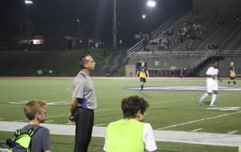 Mens' Soccer Takes Tough Loss