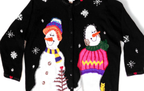 12 (School) Days of Christmas: Ugly sweaters becoming trendy