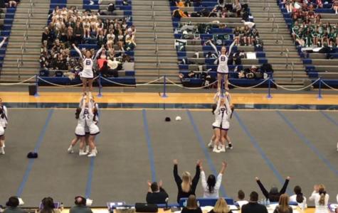 Cheer team rules the mat at WPIALs