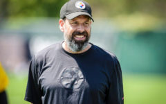 Mistakes, tension lead to Haley's departure from Steelers