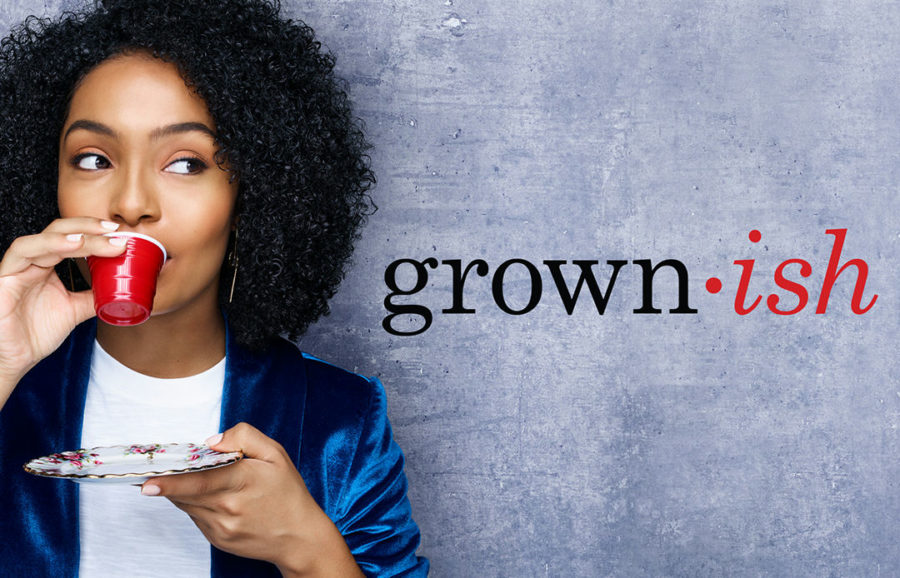 `Grown-ish' moves `Black-ish' to college