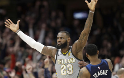 LeBron takes mediocre Cavs to finals