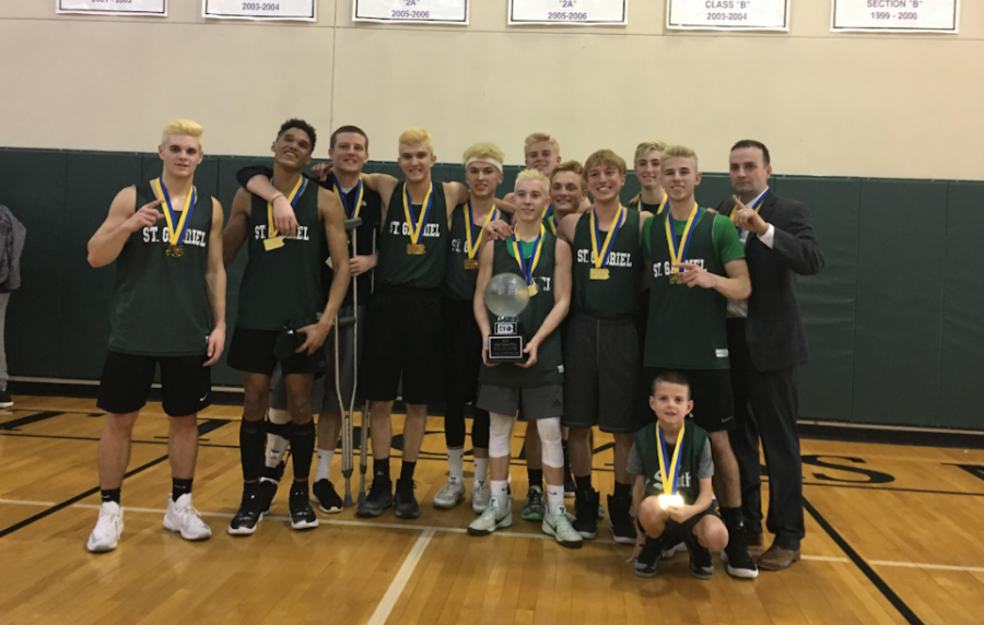 Baldwin students rise up to capture CYO state title