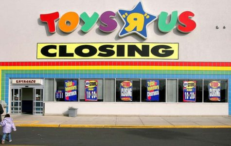 Toys R Us closing ends child nostalgia