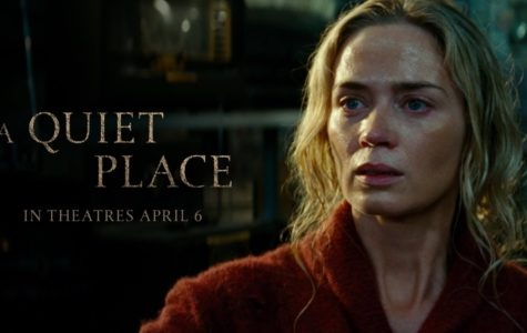 A Quiet Place provides twist on typical horror