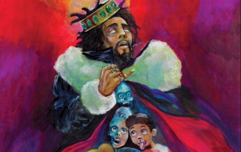 J. Cole captures new sound with KOD