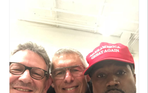 Kanye West shocks liberal fans