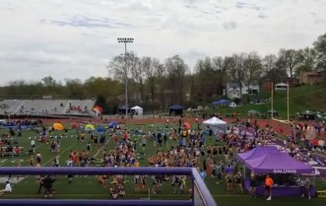 Baldwin hosts Track and Field Invitational