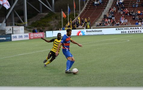 Despite Riverhounds' success attendance stays low