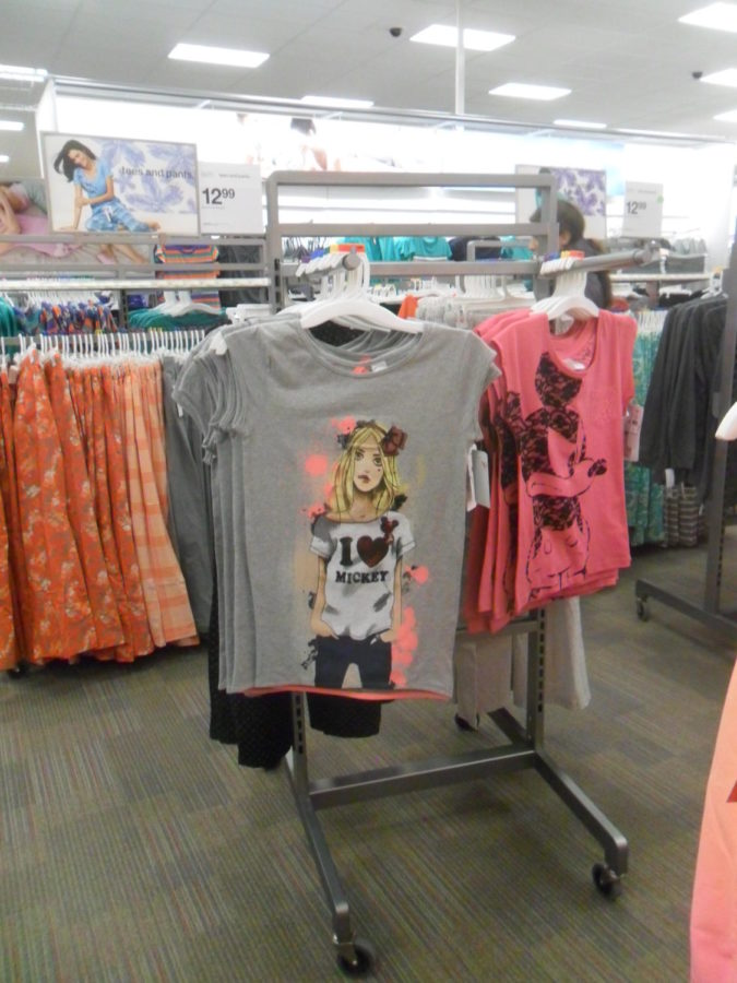 Empowering girls' clothing gains popularity