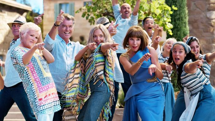 `Mama Mia' sequel hit all the right notes