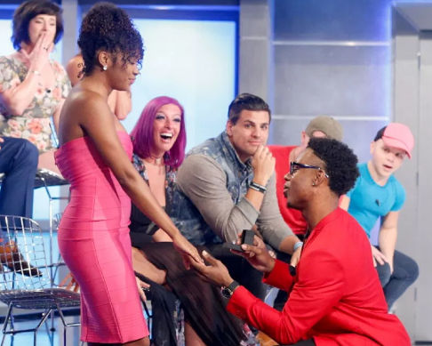 "The ""showmance"" featured Swaggy C and Bayleigh, who collectively have been nicknamed ""Swayleigh."" These two instantly connected early in the season and formed an alliance and a relationship."