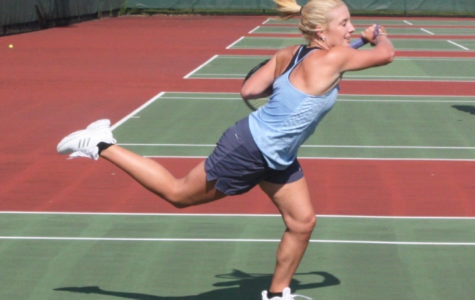 Girls tennis sweeps Chartiers Valley