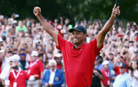 Tiger returns to the top with 80th tournament win