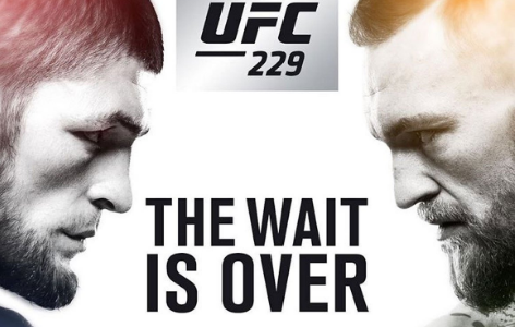 UFC 229 set to be a fight for the ages