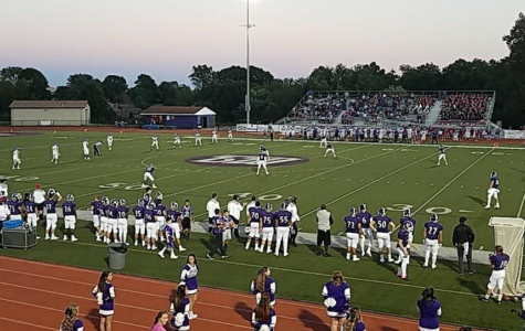Football team gets key victory against Chartiers Valley