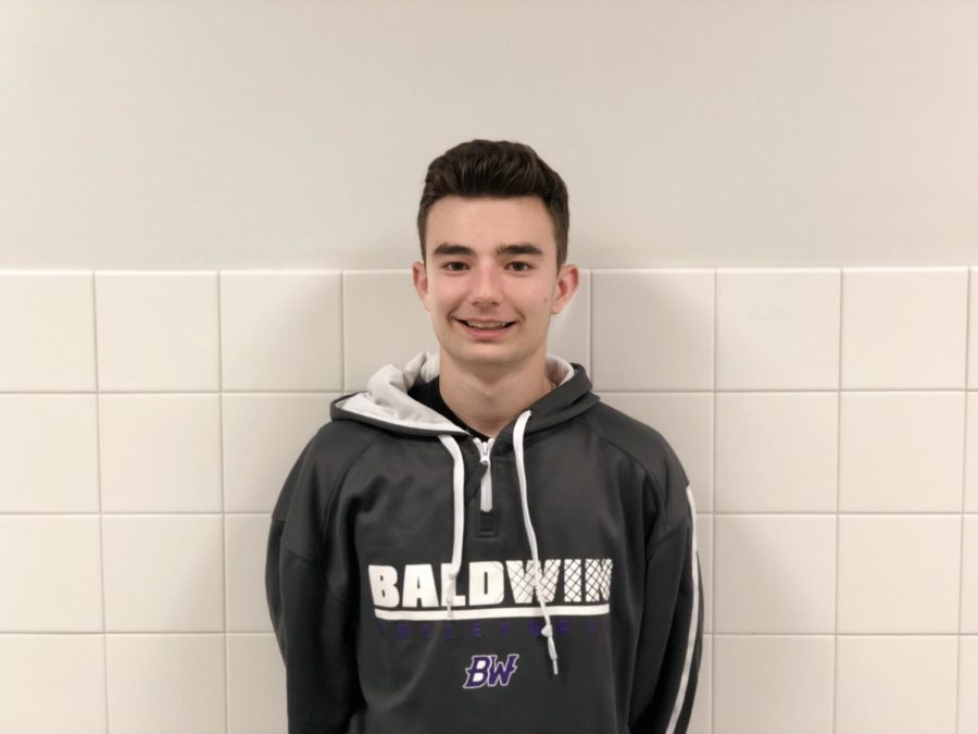 Bechtold will get a taste of professional broadcasting, as he will cover Baldwin's football game at Bethel Park live on WPXI's Facebook page.