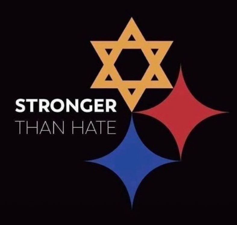 One+of+the+speakers+at+the+vigil+for+violence+victims+will+be+Baldwin+grad+TIm+Hindes%2C+designer+of+the+Stronger+Than+Hate+logo.