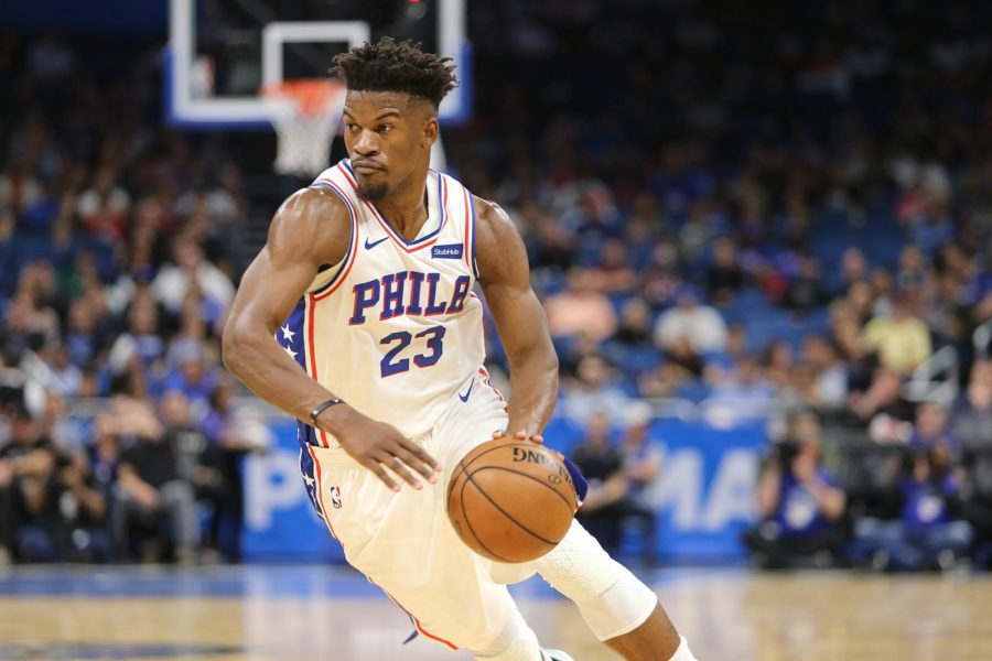 After+his+debut+with+the+76ers+against+the+Orlando+Magic+on+Wednesday+night%2C+it%E2%80%99s+clear+that+there+is+potential+despite+the+rather+pedestrian+performance.+All+fans+can+do+now+is+watch%2C+wait%2C+and+trust+the+process.