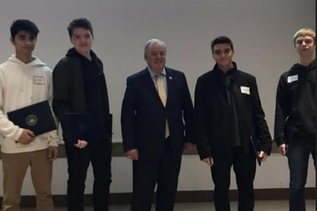 Baldwin students earn recognition in Congressional App Challenge