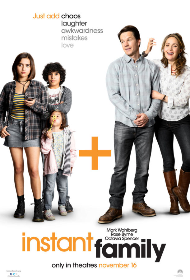 The movie opens the eyes of how difficult fostering can be, but at the same time, how rewarding it is.