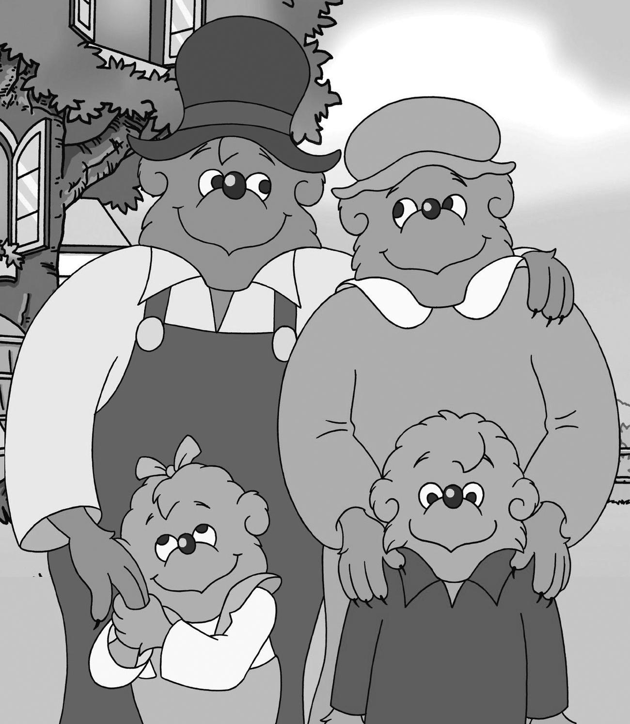 Berenstein or Berenstain?: Children's show